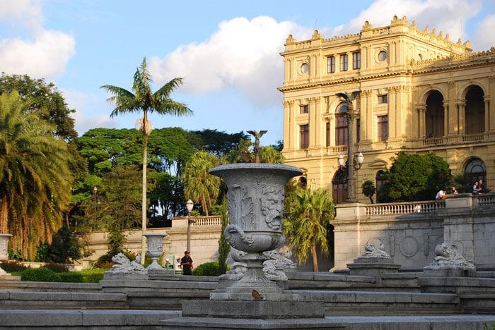 Ipiranga Museum in São Paulo