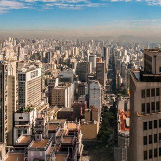 Things to see in Sao Paulo, skyline