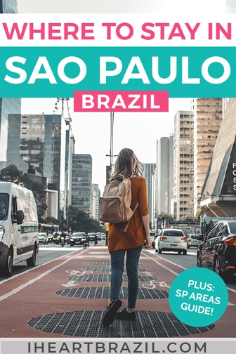 Where to stay in Sao Paulo Pinterest graphic
