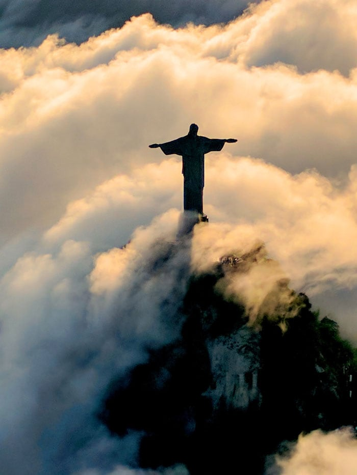 Reasons to visit Brazil, the landmarks