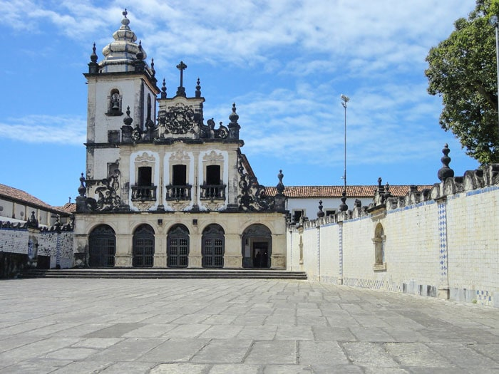 São Francisco Church in João Pessoa