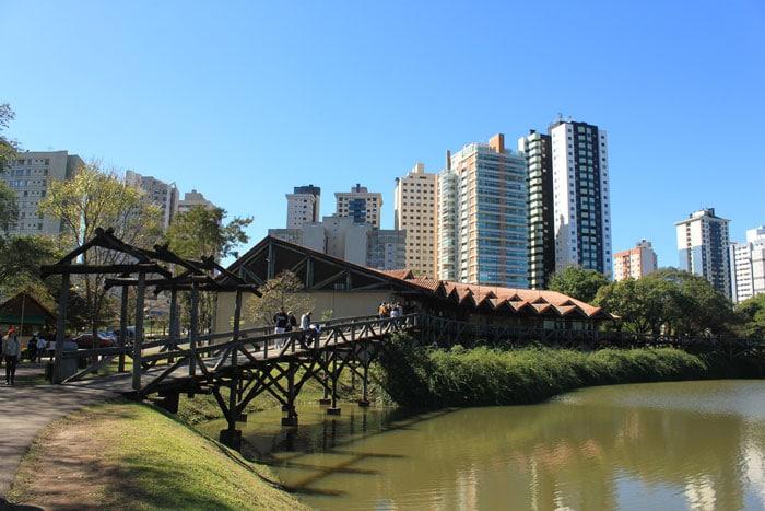 Curitiba City, Paraná
