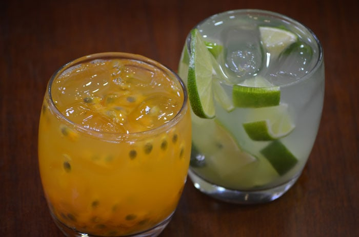 Reasons why you should go to Brazil, drinks and caipirinha