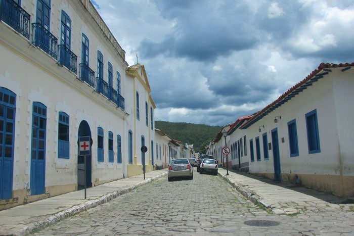 Historic Center of Goias
