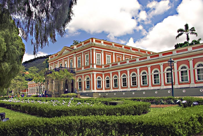 Imperial Museum in Petrópolis