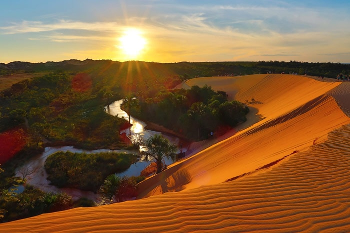 Jalapao park and desert are offbeat places in Brazil