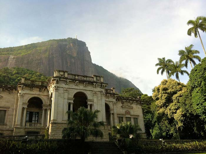 Include Parque Lage and Corcovado at Rio de Janeiro, in your Brazil itinerary