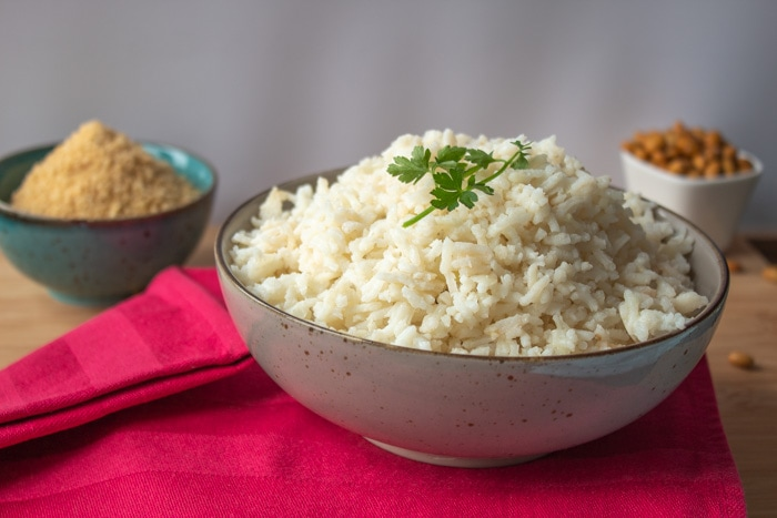 Brazilian rice recipe
