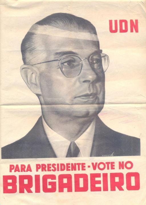 Brigadier Eduardo Gomes, the brigadeiro