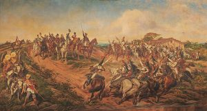 Independence or Death painting by Pedro Americo