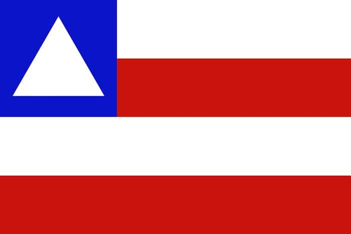 Bahia Brazil State Flag
