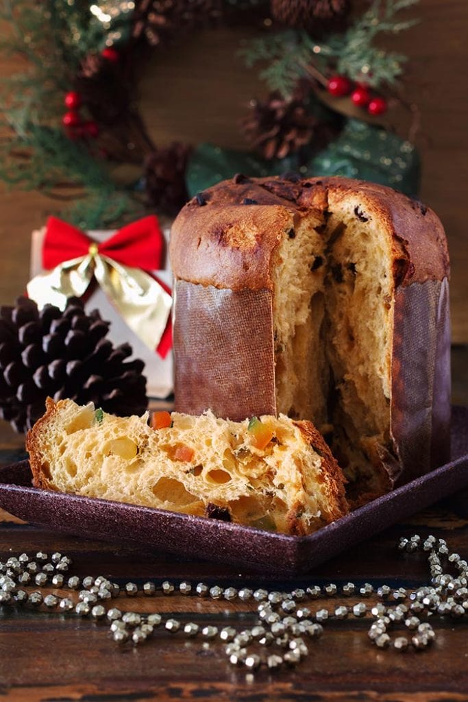 Christmas in Brazil, Brazilian holiday food, panettone