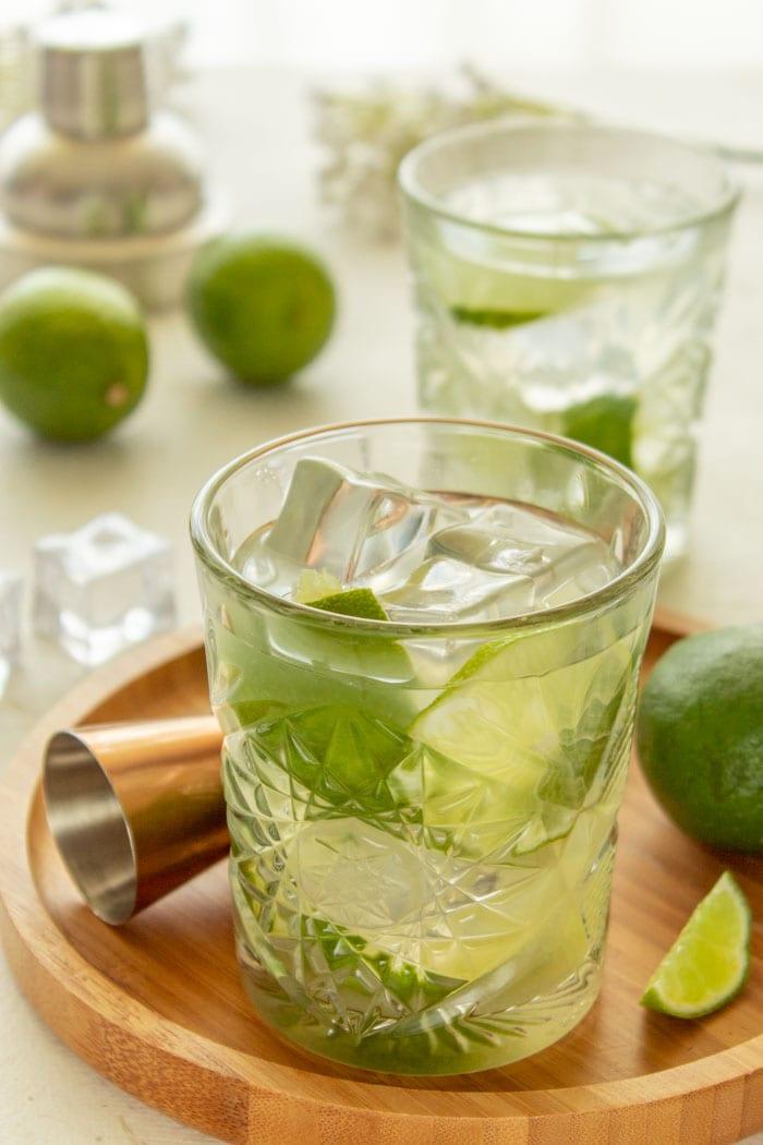 Caipirinha drink Caipirinha Cocktail