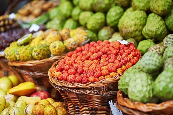 Pitanga fruit