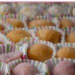 Brigadeiro recipe variations Pinterest graphic