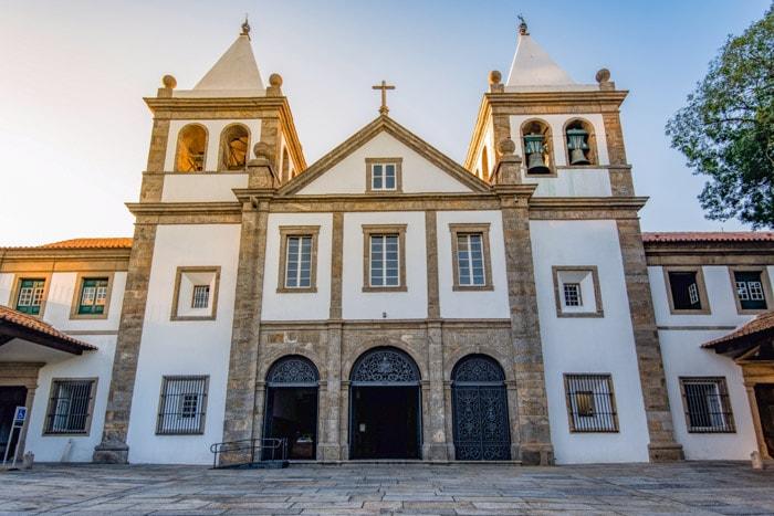 São Bento Monastery in Rio de Janeiro