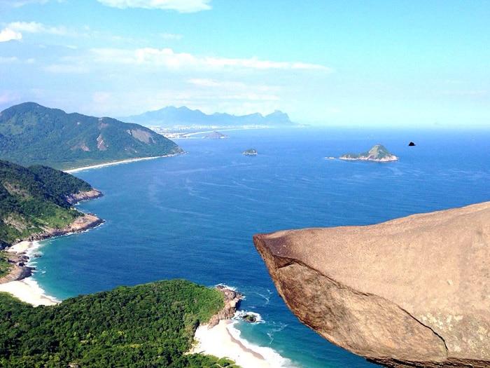 Telegrafo Rock in Rio de Janeiro