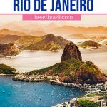 Things to do in Rio de Janeiro Brazil Pinterest graphic