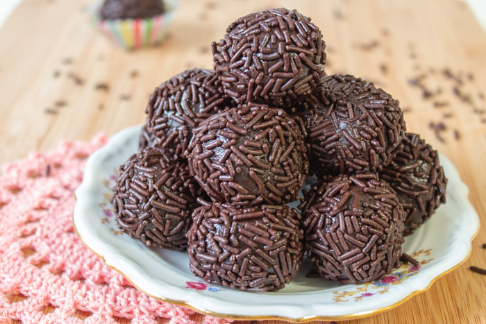Traditional Brigadeiro Recipe Brazilian Fudge Balls I Heart Brazil