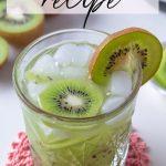 Caipisake recipe Pinterest graphic