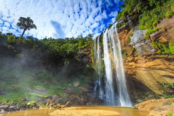 Alta Falls in Espírito Santo