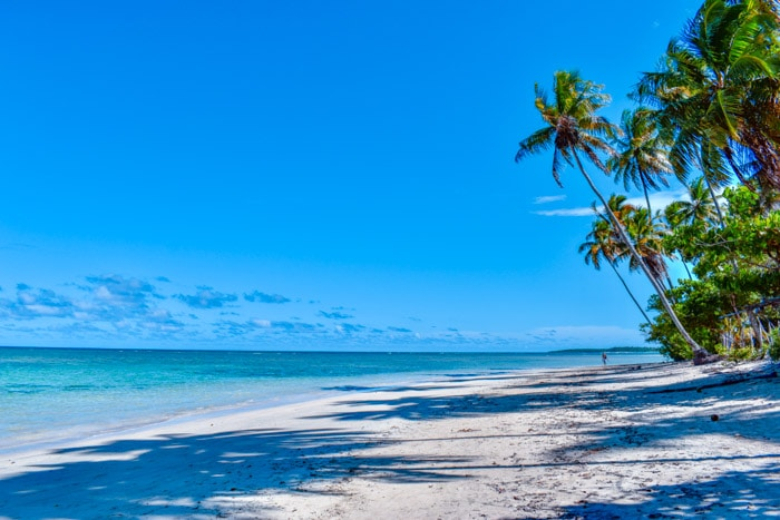 Island of Boipeba, Brazil