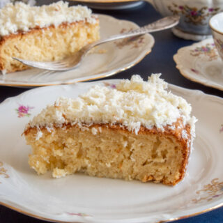 Brazilian coconut cake recipe