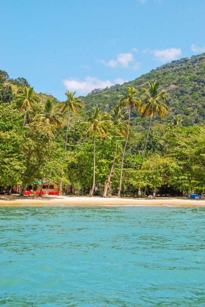 Lopes Mendes Beach in Ilha Grande
