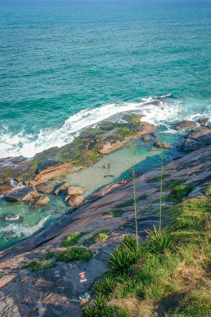 Secret Rio de Janeiro Beach