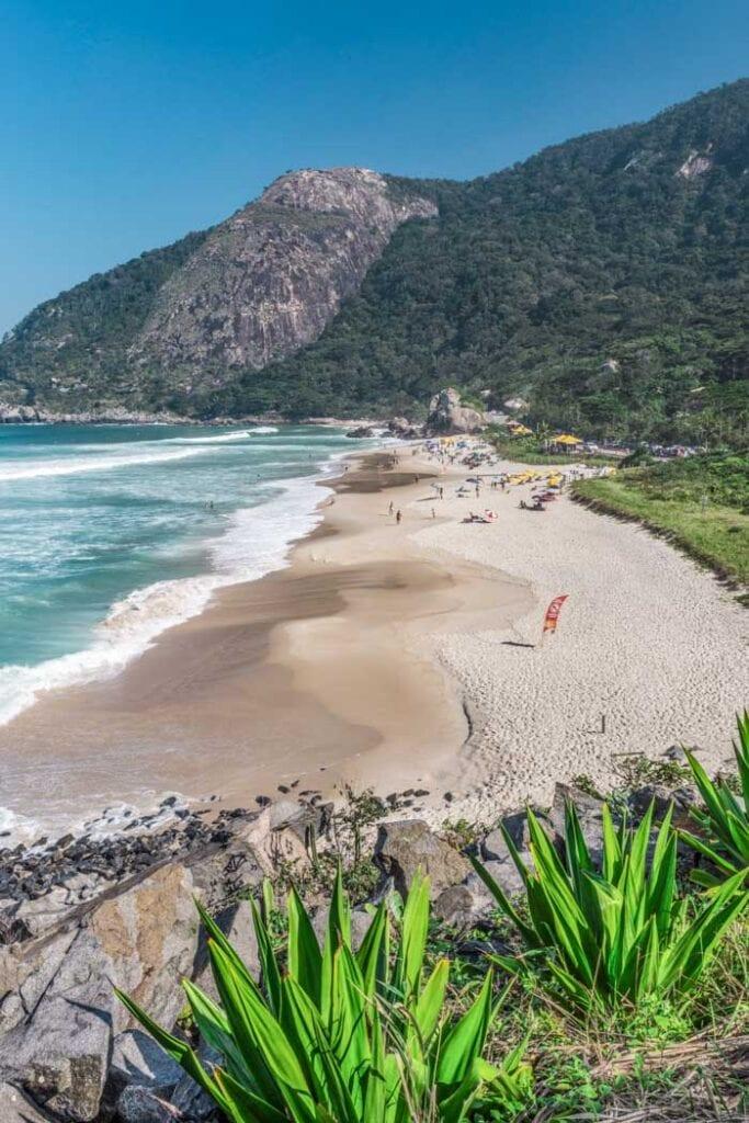 Prainha Beach in Rio