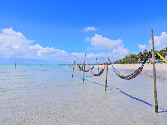 Maragogi Beach in Alagoas