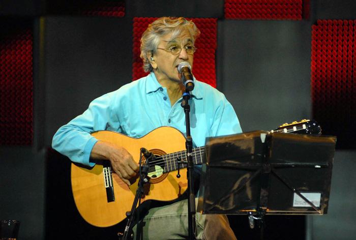 Caetano Veloso, Brazilian singer