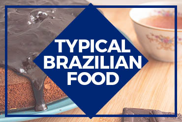 Brazilian food homepage