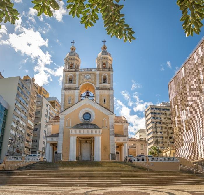 Florianopolis Metropolitan Cathedral