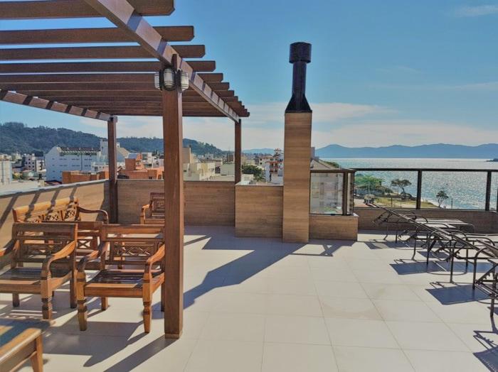 Fragata hotel in Florianópolis