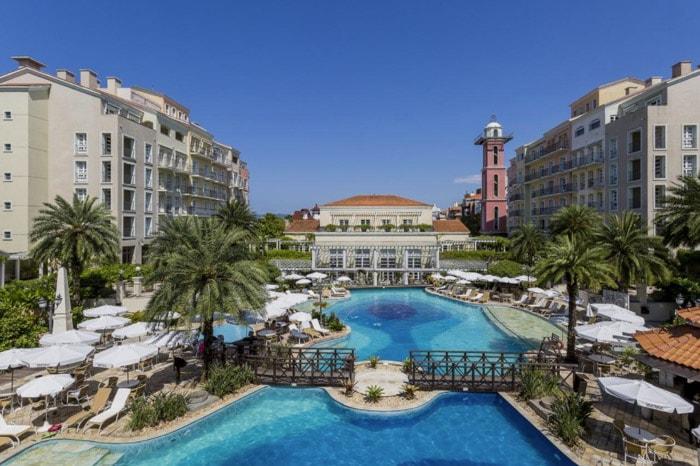 Il Campanario Villaggio hotel in Florianopolis