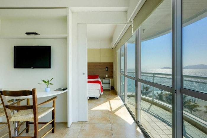 Palace Praia hotel in Florianópolis