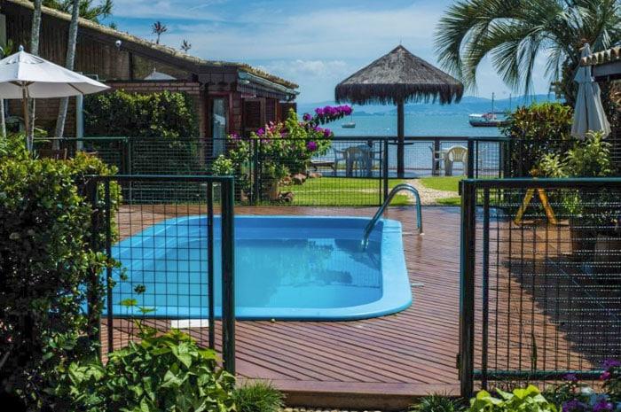 Pousada Mar de Dentro Inn in Florianópolis