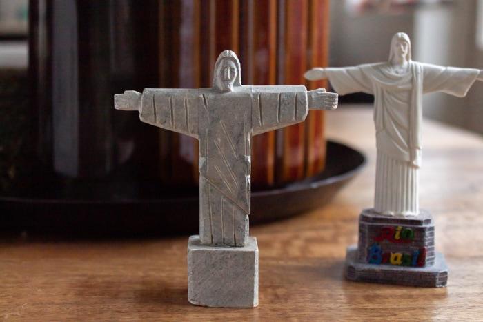 Brazilian souvenir of Christ the Redeemer