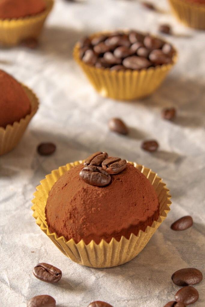 Coffee brigadeiro recipe