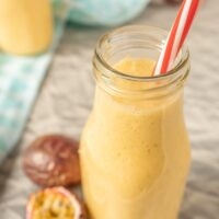 Passion fruit smoothie recipe