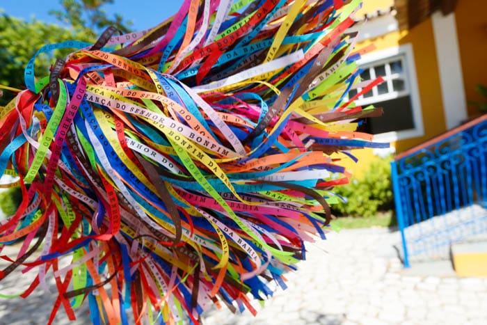 Colorful Brazilian bracelets