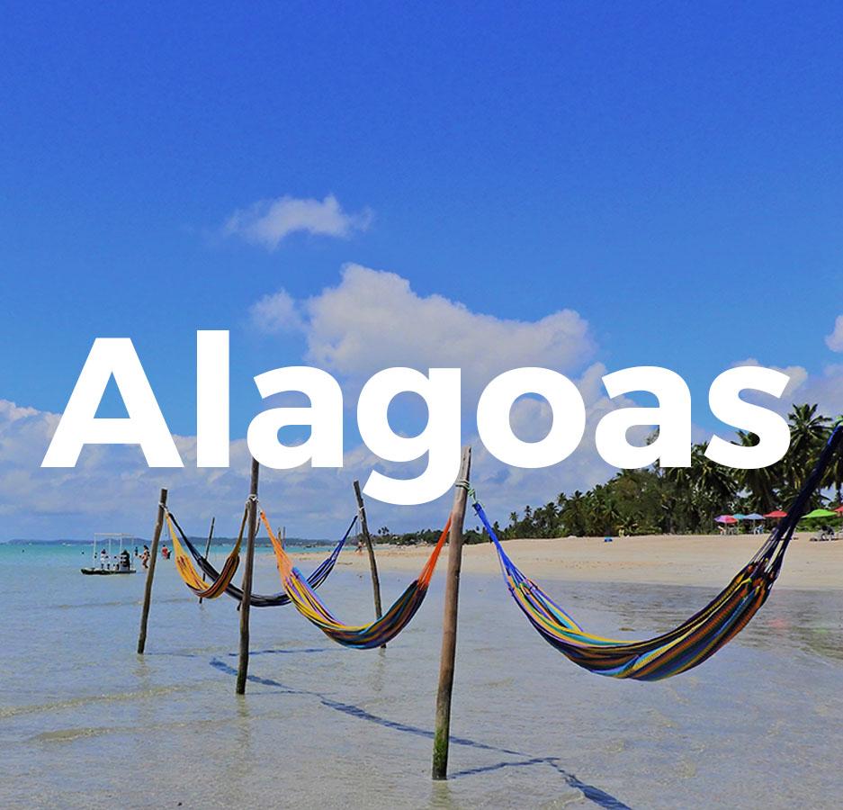 Alagoas destinations