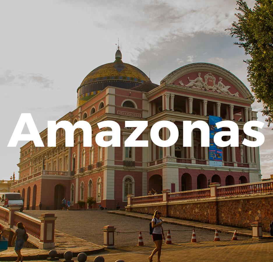 Amazonas destinations