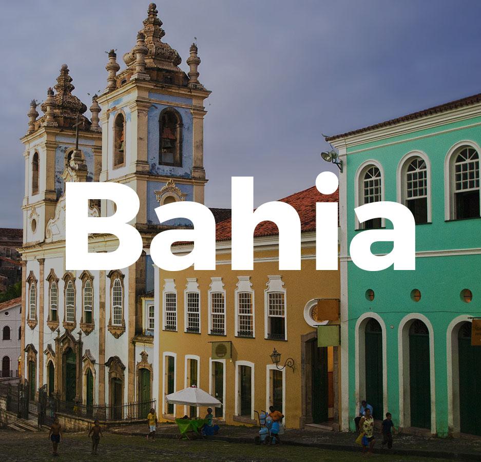 Bahia destinations