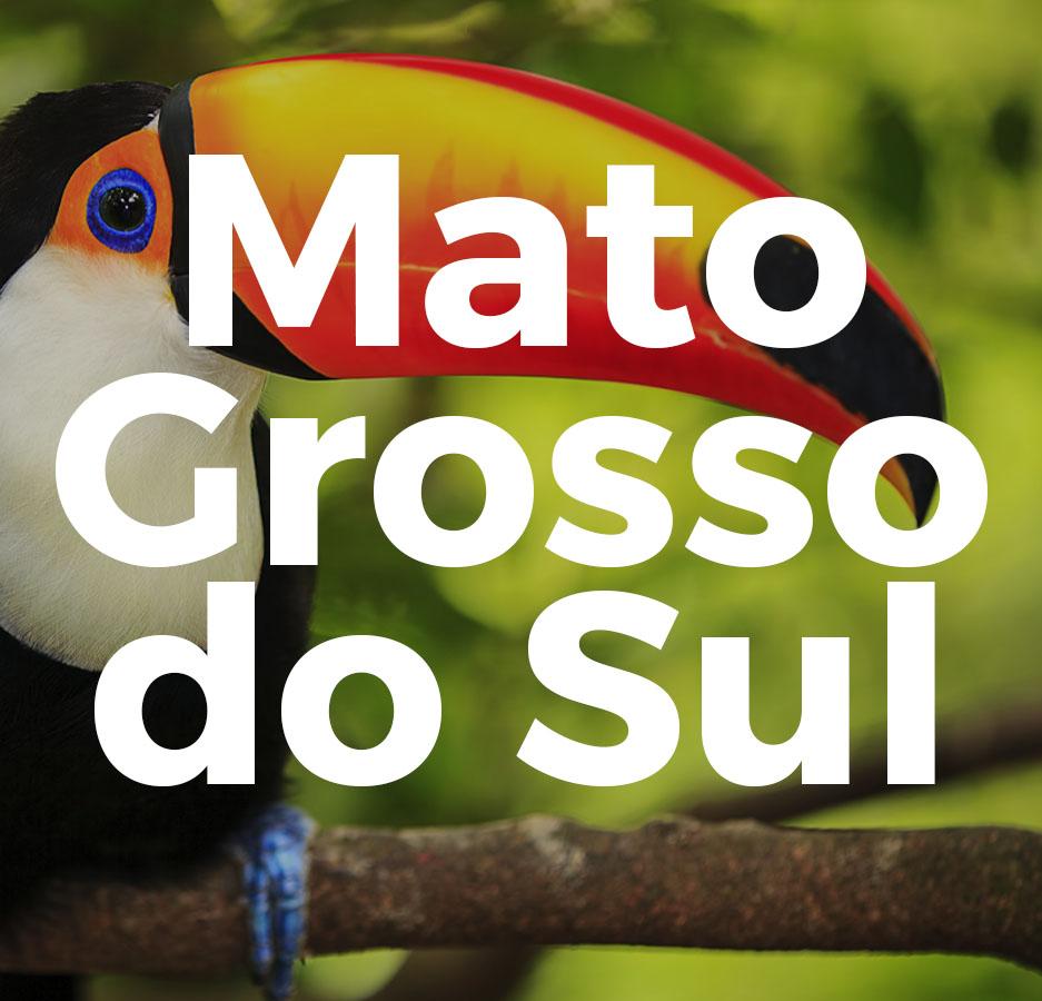 Mato Grosso do Sul destinations