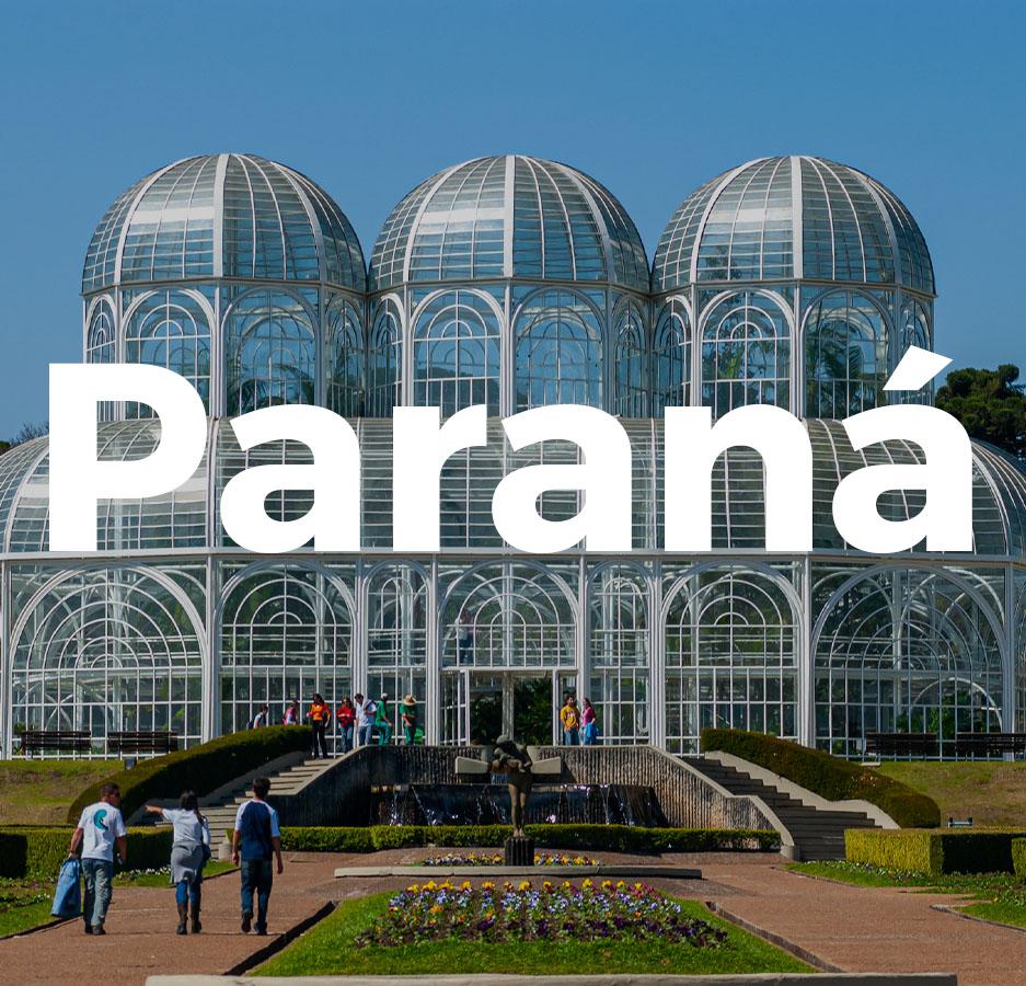 Parana destinations