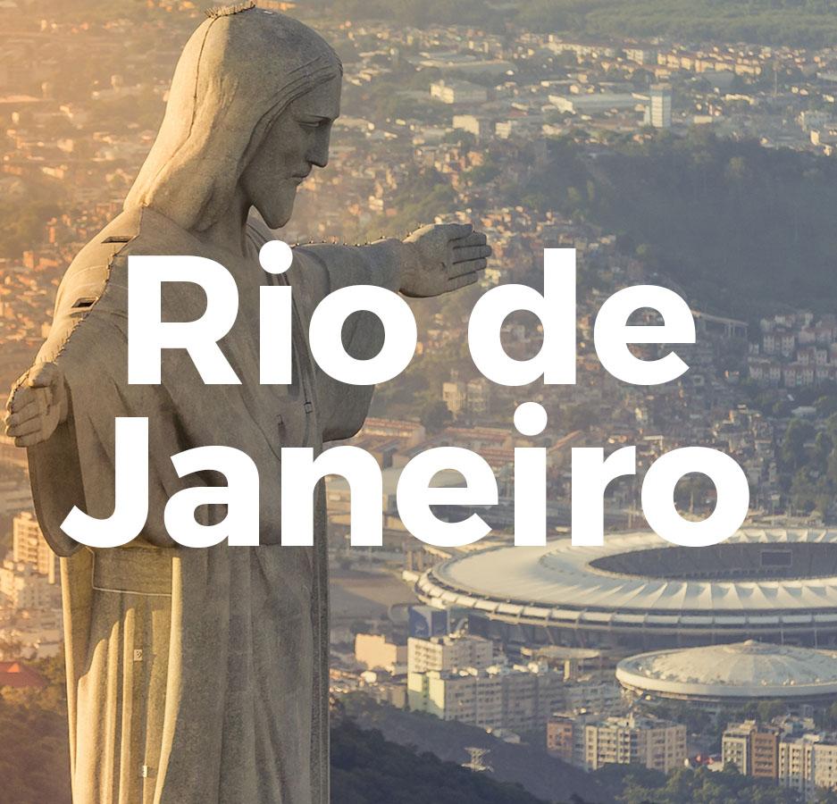 Rio de Janeiro destinations