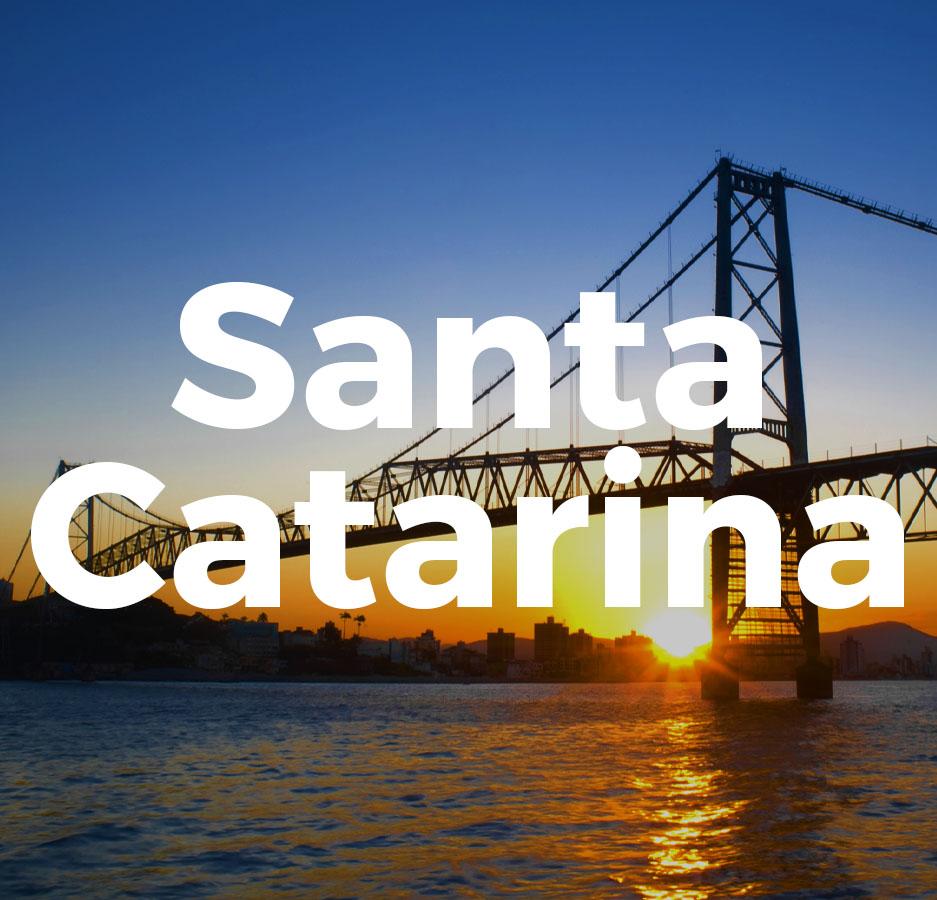 Santa Catarina destinations