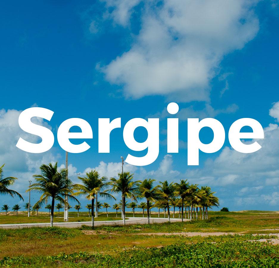 Sergipe destinations